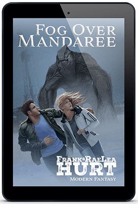 Fog Over Mandaree cover