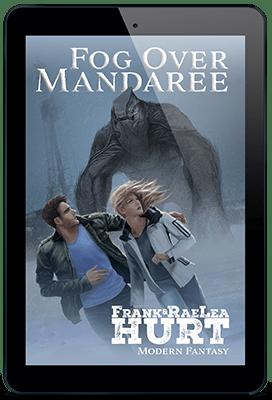 Fog Over Mandaree cover