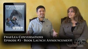 FraeLea Conversations Episode 3 – Book Launch Announcement