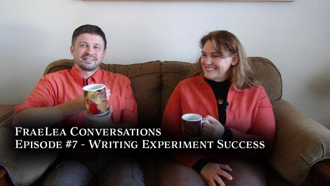 FraeLea Conversations #7 – Writing Experiment Success