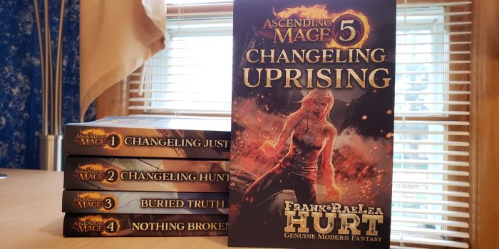 New Release! Ascending Mage 5: Changeling Uprising