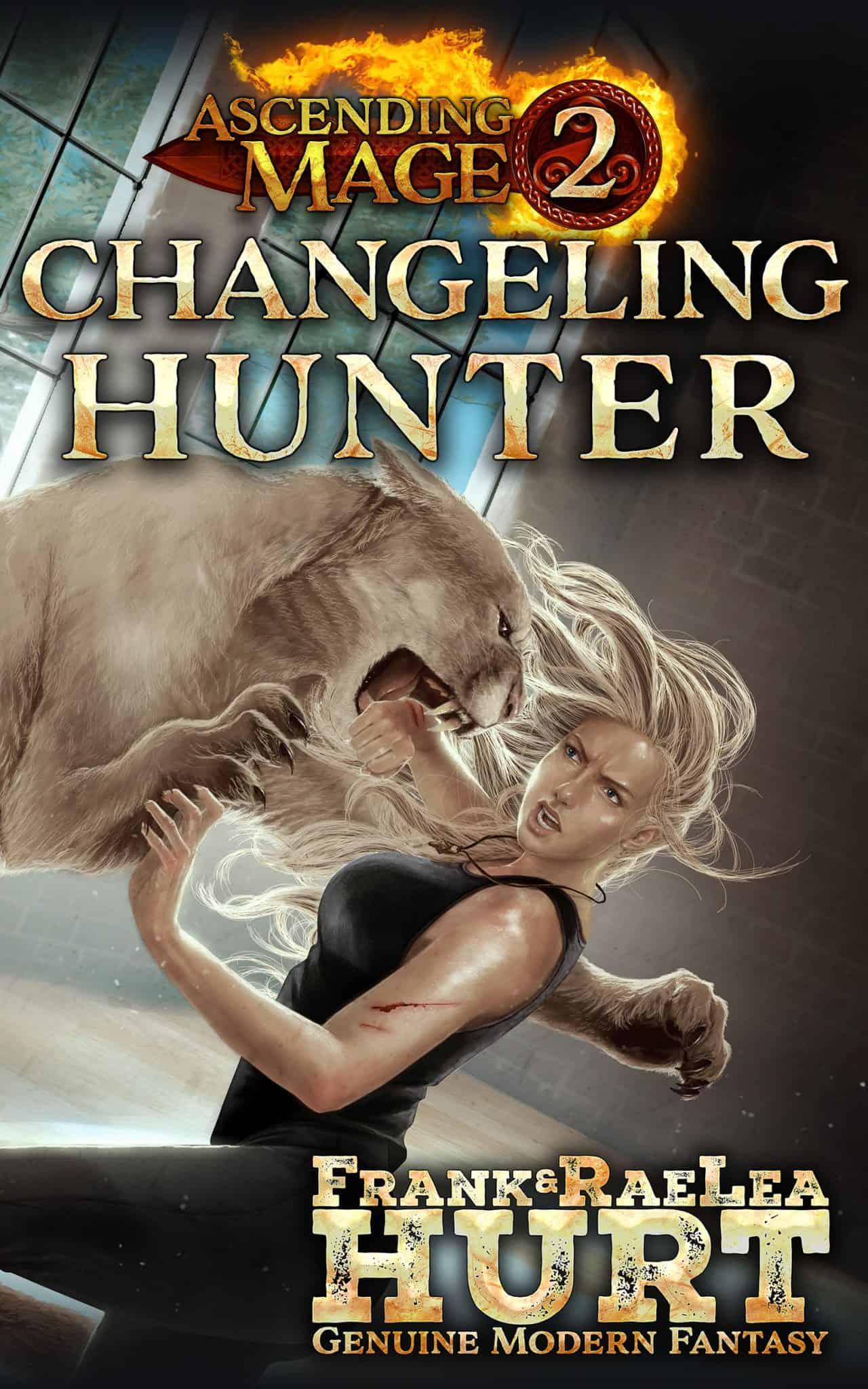 Ascending Mage 2: Changeling Hunter