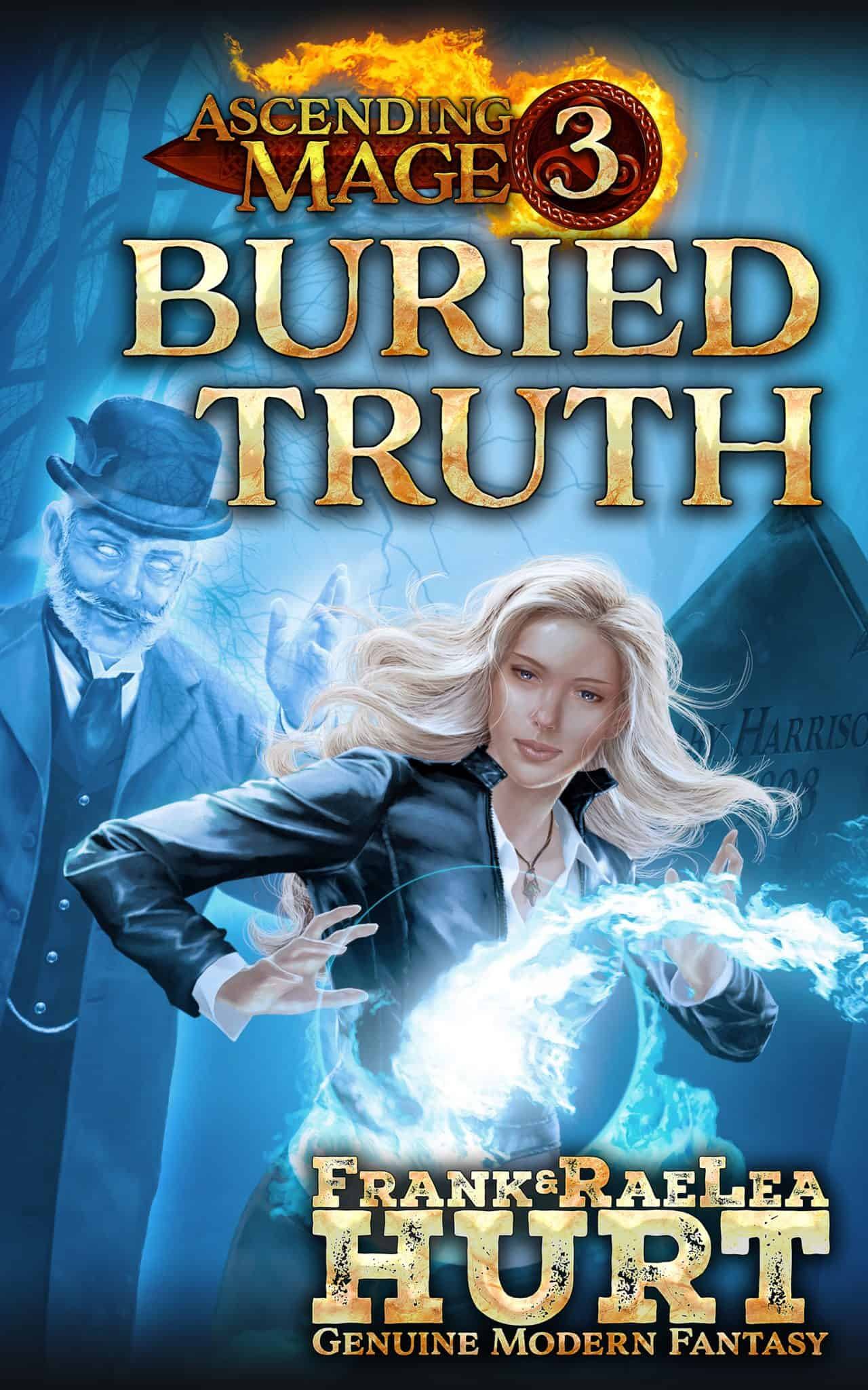 Ascending Mage 3: Buried Truth