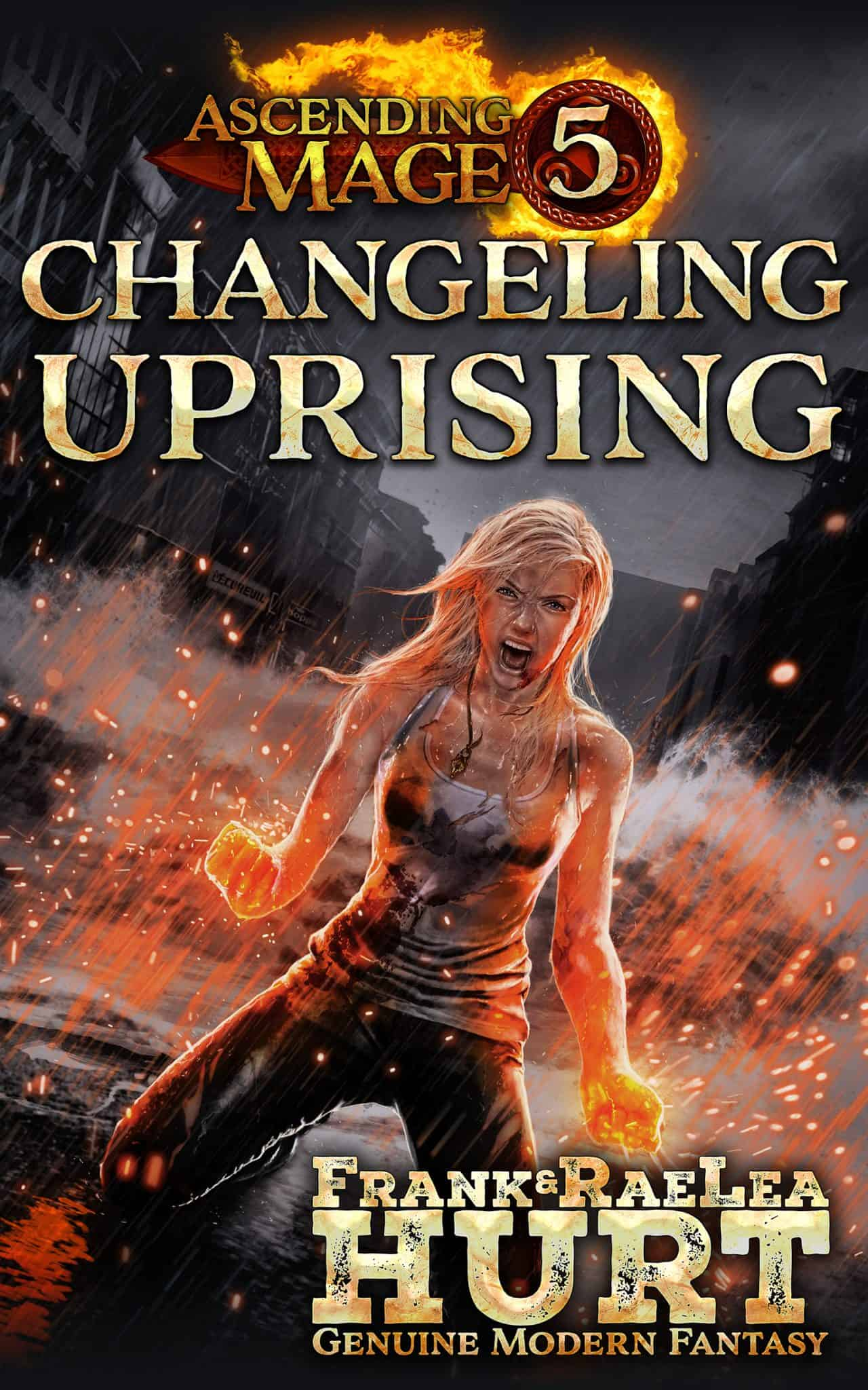 Ascending Mage 5: Changeling Uprising