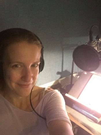 Meet the Voice of Ember Wright!