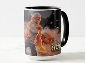 ascending mage 5 coffee mug