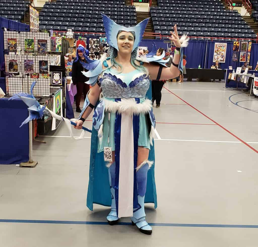 Valkyrie cosplay