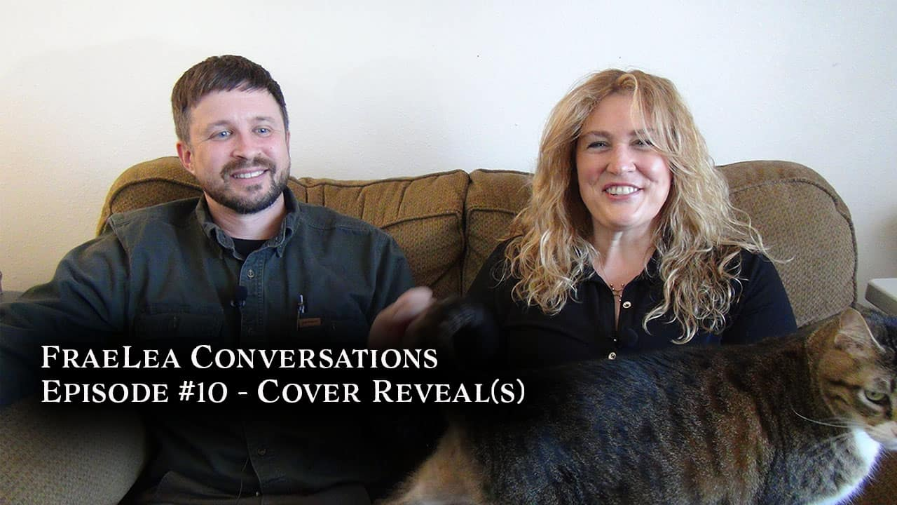 FraeLea Conversations #10 – Cover Reveal(s)