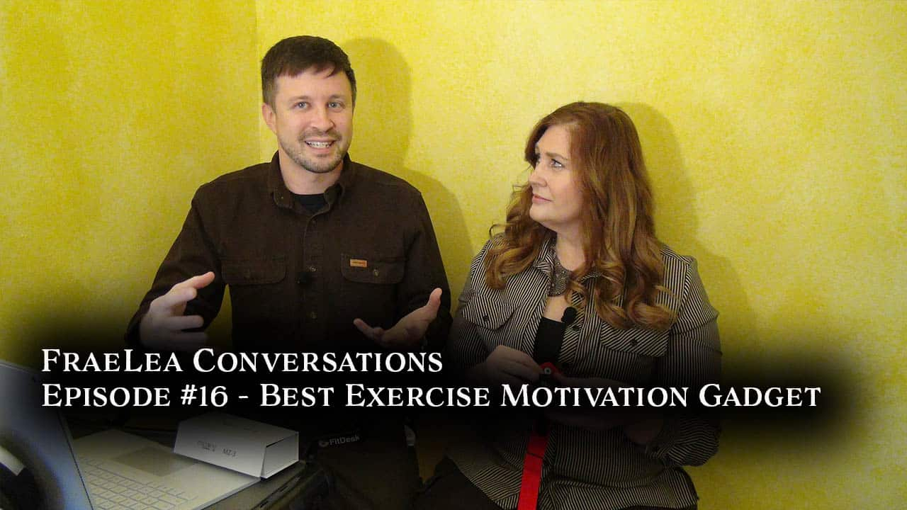 FraeLea Conversations #16: The Best Exercise Motivation Gadget