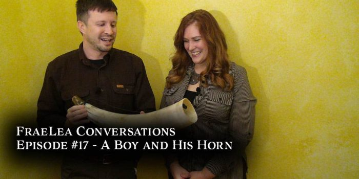 FraeLea Conversations #17: A Boy and His Horn