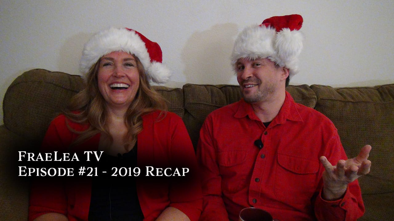2019 Publishing Recap (FraeLea TV #21)